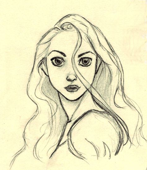 Glen Keane's Rapunzel work is some of his best - Rapunzel (c) Glen Keane & Disney