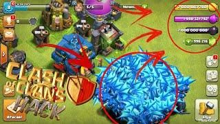 Clash of clans infinito 2020