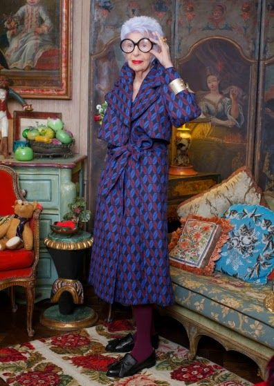 Style icons women inspiration iris apfel 29 Ideas for 2019