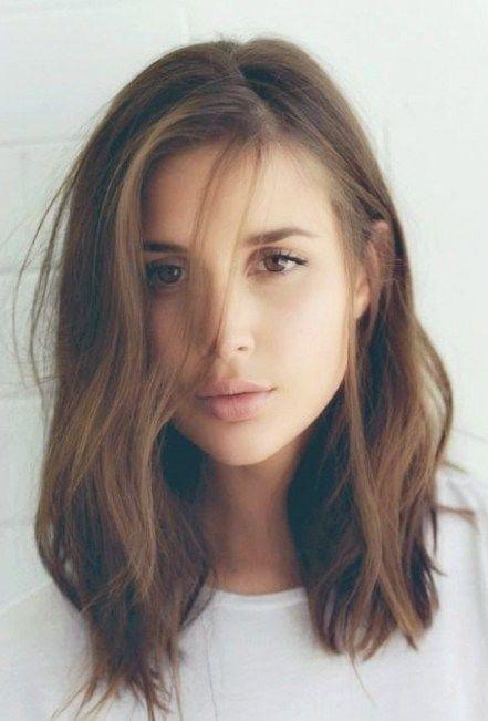 Beste Frisuren Junge Frauen Mittellang
