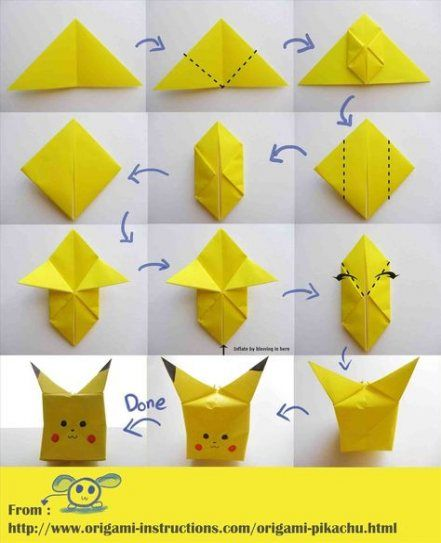 How To Make An Easy Rotating Paper Fan - Easy Origami Instructions ... | 543x441