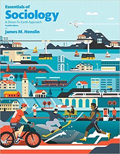 Essentials Of Sociology 12th Edition