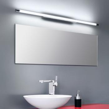 Die besten 25+ Spiegelbeleuchtung Ideen auf Pinterest Graues - badezimmer spiegel beleuchtung