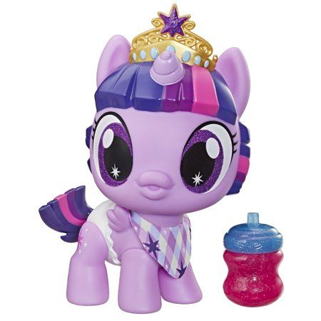 My Little Pony Toy My Baby Twilight Sparkle - Walmart Exclusive -  Walmart.com Baby Pony, My Little Pony Baby, Little Pony