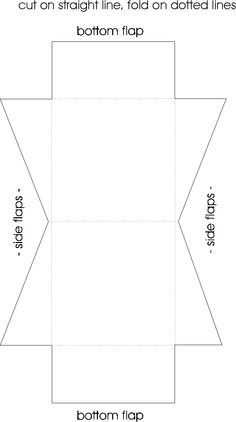 Pattern to make a tent for Paul with Aquila and Priscilla. Could also be Abraham's Tent.