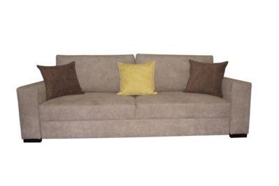 SofaCouch 4 Canapé Convertible Tissu Places Elsa TaupeMaison 08OXnwPNkZ