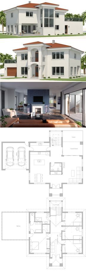 House Plan Home Plan Classical Home Plan Architecture Plan House Layouts House Designs Exterior