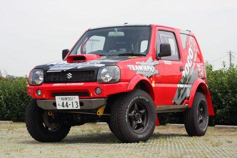 尾上レポート スズキ ジムニーで走るモンゴルラリーに最適なタイヤとは イベント コンプリートカー Apio アピオ ジムニー専門店 くるま Suzuki Jimny 4x4 Cars