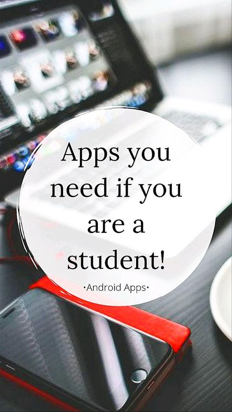 Apps you need if you are a student! | Useful apps for students | Student feed | Student Goals ♡