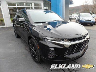 Ebay Advertisement 2020 Chevrolet Blazer Rs Awd V6 Msrp 47330