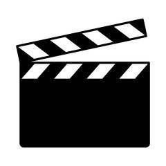 Movie Clapperboard Or Film Clapboard Flat Vector Icon For Video Apps And Websites Sponsored Clapboard Flat Film Mov In 2020 Video App Vector Icons Clapboard