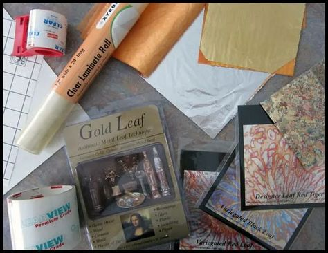 Gild the Gelli® – Printing Projects