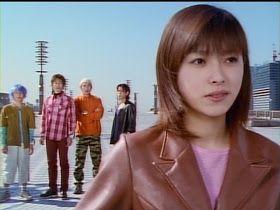 toei girls music thanks to yuuri mika katsumura from mirai sentai timeranger 2000