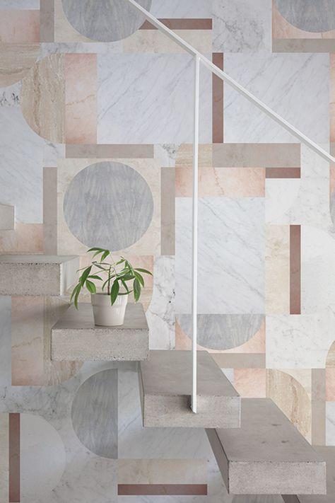 Ciel peint en trompe-l\u0027oeil sur plafond PLAFONDS PEINTS Pinterest - comment peindre le plafond