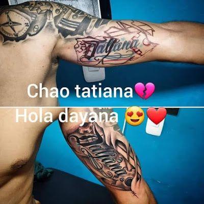 Memes De Humor Como Tapar Un Tatuaje Con El Nombre De Tu Ex Memes De Tatuajes Fotos De Tatuajes Tatuajes Fail
