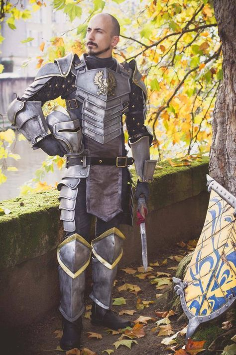 "elvhen-glory: "" Grey Warden Armor by Cosplay & Creations"