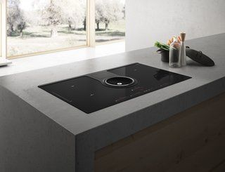 Kitchen News And Trends From Cologne Livingkitchen 2017 Cooker Hoods Induction Hob Induction Cooktop