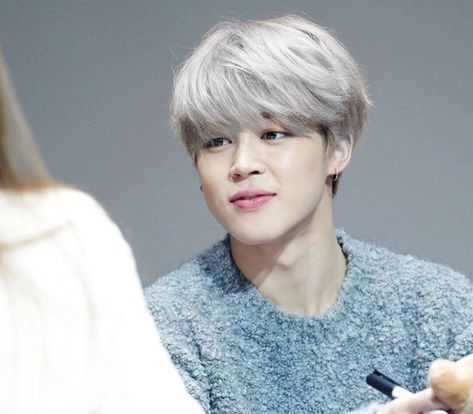 BTS | Jimin ~ dang he would look good in just about any hair color