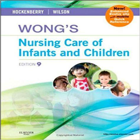 test pdf. bank pediatric wongs