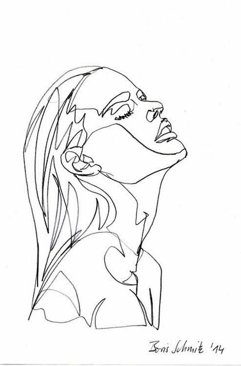 You will know exactly what we mean when you look at the best examples of line drawing art that we have shown here. You just have to take a peek at