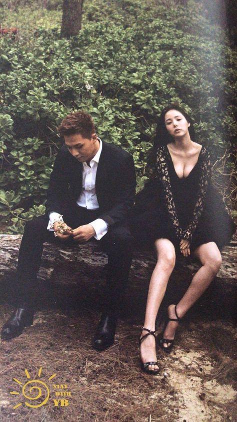 taeyang dan min hyo rin randki pytania o seks, by zadać kogoś, z kim się spotykasz
