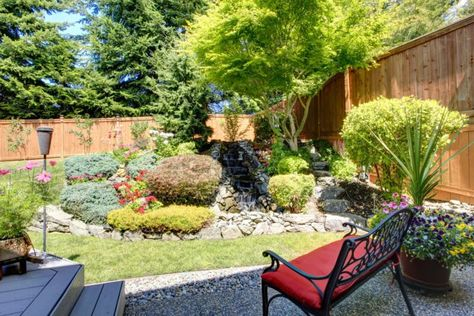 128 Backyard Garden Ideas
