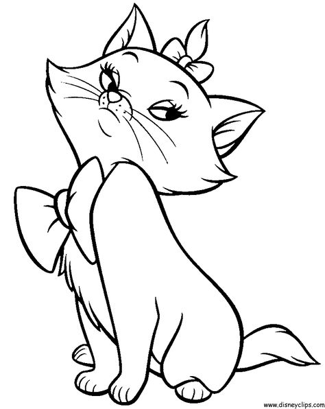 aristocats coloring pages  google search  ausmalbilder