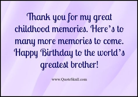 30 Unique Birthday Wishes For Brother S From Sister With Images