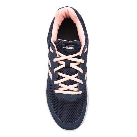 e7c01df5aa Tênis Adidas Duramo Lite 2 0 Feminino - Azul+Laranja