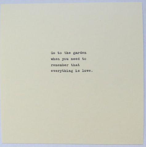 Love Quote Type on Typewriter/typewriter quote