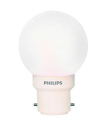 Offerta Di Oggi Philips Deco Mini 0 5 Watt B22 Base Led Bulb White A Eur 60 00 Invece Di Eur 120 00 Led Bulb Bulb White Lamp Base