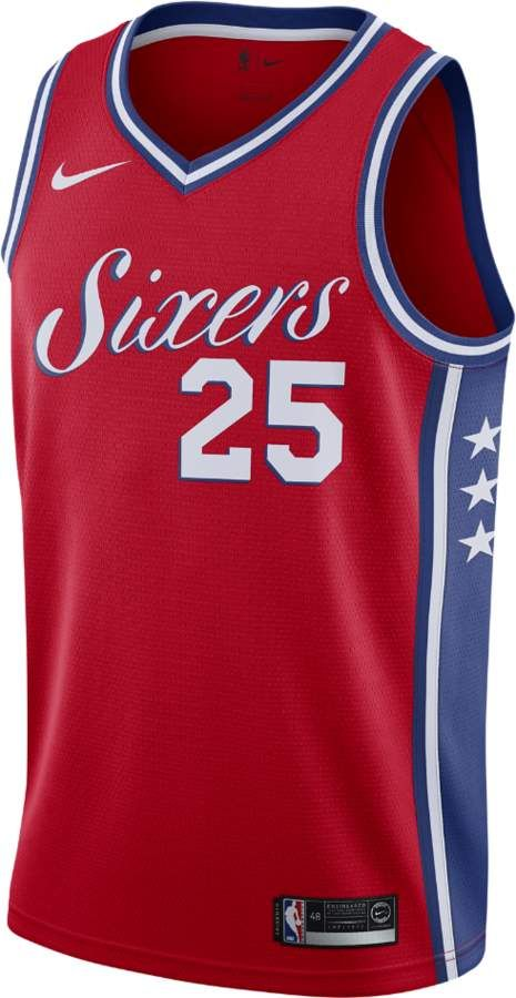 finest selection ed9c6 d8335 Nike Ben Simmons Statement Edition Swingman Jersey ...
