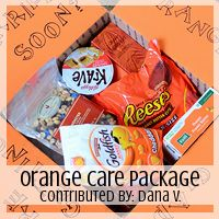 Orange You Glad Care Package | Be Inspired Series