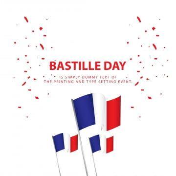 Happy Bastille Day Celebration Poster Vector Template Design Illustration Happy Icons Template Icons Celebration Icons Png And Vector With Transparent Backgr Print Design Template Happy Bastille Day Bastille Day