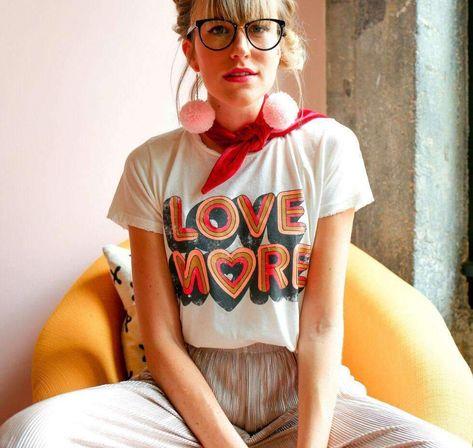 Love more tee in 2020   Fashion, Tees, Vintage tees