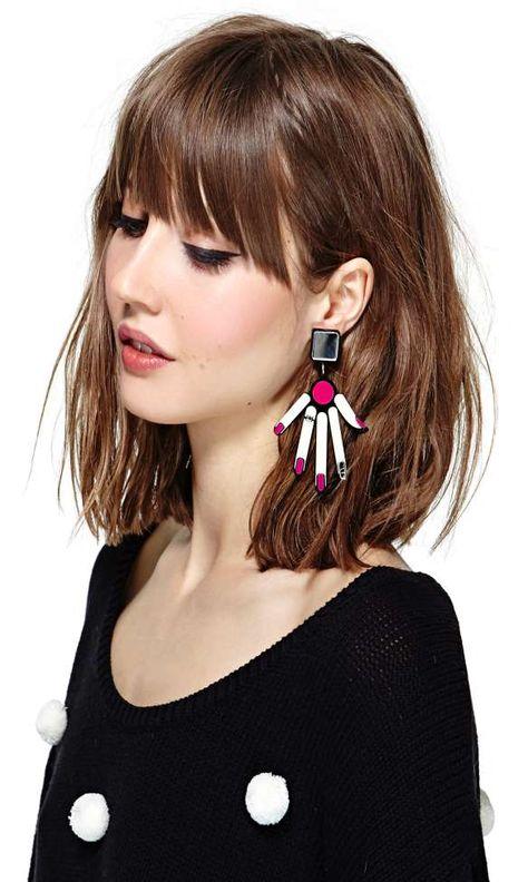 Jennifer Loiselle Hands Off Earrings