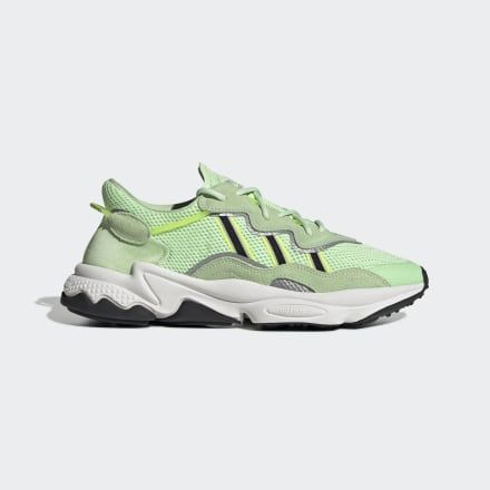OZWEEGO Shoes Green Mens | Adidas women, Shoes, Vintage sneakers