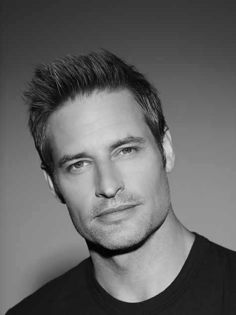 Josh Holloway- INTELLIGENCE 2014 - even with short hair this man is gorgeous. and, i LOVE his new show!