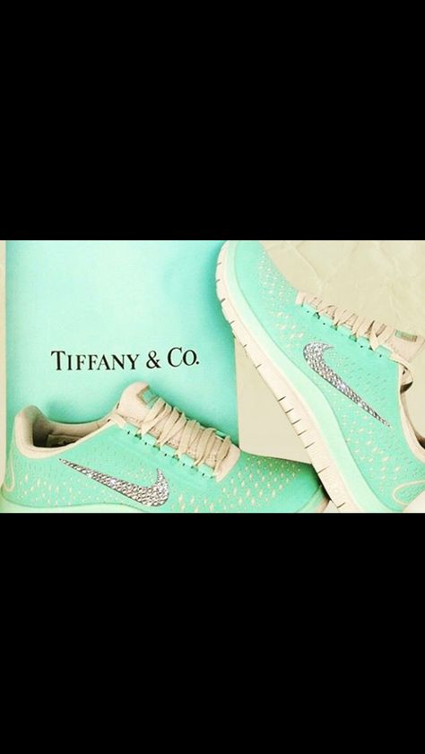 426bdc7eec40 Tiffany   CO. NIKE shoes  WANT! .