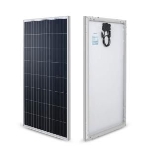 Mighty Max Battery 100 Watt 12 Volt Polycrystalline Solar Panel For Rv S Boats And Off Grid Appl Monocrystalline Solar Panels Solar Panels Solar Energy Panels