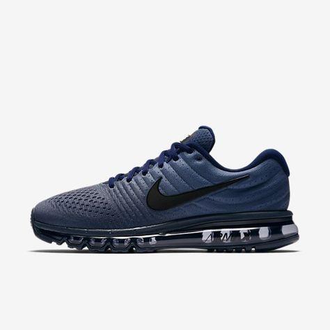 air max 2017 blauw zwart