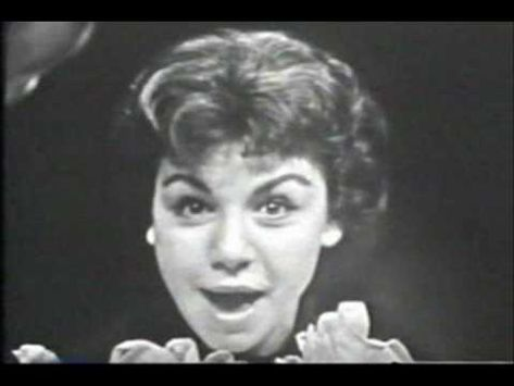 "Annette in a quirky performance of ""Tall Paul"" from an episode of ""American Bandstand"" with her life-long friend, Dick Clark."