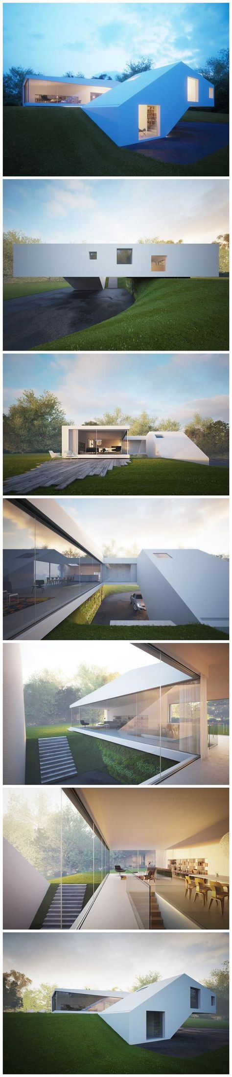 164 best Cool House images on Pinterest | Architecture ...