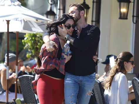 Are 'DWTS' Partners Nikki Bella & Artem Chigvintsev Dating? | ExtraTV.com