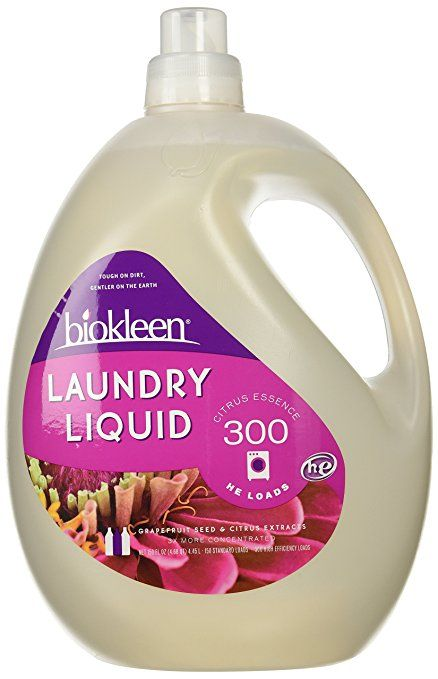 Non Toxic Cleaning On A Budget Natural Laundry Detergent