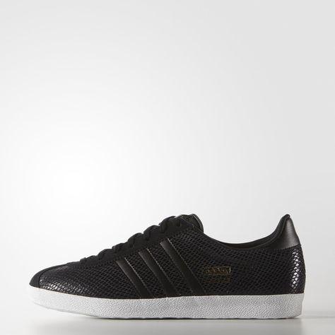 adidas gazelle nere online