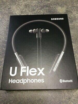 Ad Ebay Link Samsung U Flex Headphones Sc2004590 In 2020 Headphones Samsung Bluetooth Headphones