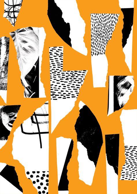 Beautifully fresh graphic design from Atelier Bingo, aka Max & Adèle. See more on Trendland.