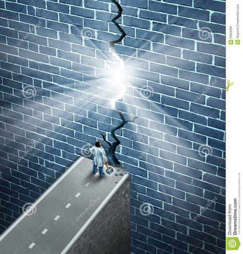 De Weg Is Open Om Met Vrijmoedigheid Binnen Te Lopen In Zijn