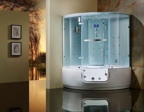 Flash Sale Maya Bath Roma B Steam Shower 201 Steamshowerhub Com Steam Showers Walk In Bathtub Shower